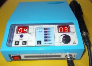 Suitable Digital Ultrasound Therapy 1mhz Relief Pain Semi Underwater Machine