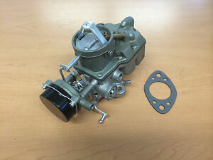 Ford Autolite 1100 And 1101 1bbl Carburetor reman Service Professional Quality