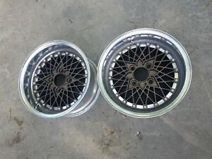 Ssr Reverse Star Mesh Wheels 15x7 5 5et 4x114 3 Speed Star Racing Bbs Rare Jdm