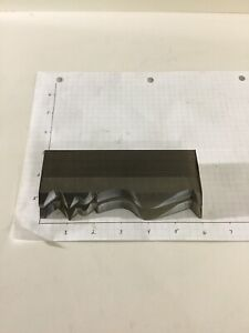Molding Weinig leitz wkw Corrugated Knives Shaper Moulder Crown Moulding