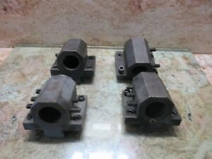 Cincinnati Falcon 300 Cnc Lathe Turret Tooling Block Tool Holder 2 Inch Each
