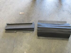 Arnold Charmilles 200 Edm Way Cover Covers Faltenbalge 18 x25 Cnc Lot Of