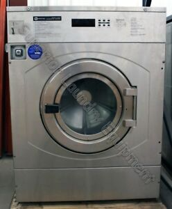 Maytag Mfr80pd Washer 80lb Coin 220v 3ph Reconditioned
