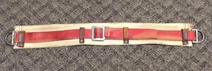 Vintage Lineman s Pole Climbing Belt Belt Measures 29 5 Long