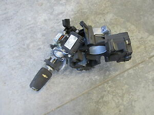 11 12 13 14 Chevy Cruze Ignition Switch With 1 Key Remote Start 20939745