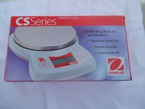 Ohaus Cs Series Portable Scale 2000g
