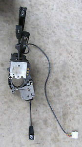 Renault Fuego Steering Switches Wiper Cruise Set Oem Blinker Light Cluster Rare