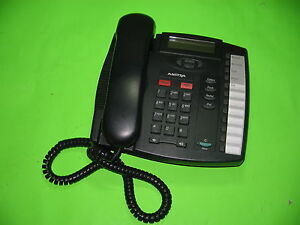 Aastra Telephone Model 9116 Office Home Black Multi Line China Free Ship