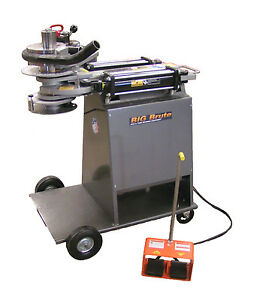 Big Brute Hydraulic Pipe And Tube Bender get A 2 000 Tooling Allowance