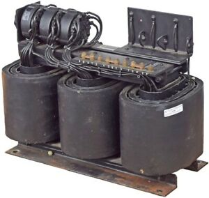 Varian stangenes Si 2753 14 3 phase High Voltage Hv Power Transformer 850697 01
