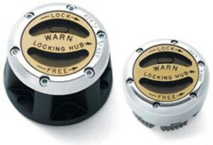 Warn 60459 Premium Manual Lock Out Hub Set Toyota Tacoma