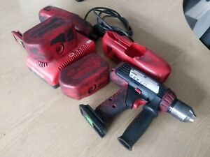 Snap On Impact Gun And Drill Used