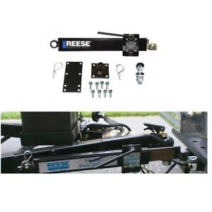 Rear Towing Trailer Hitches Kit Rv Sway Bar Control Camper Outdoor Tow Camping