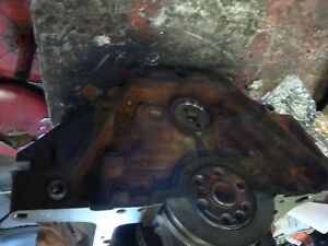 Oldsmobile 4 3l Diesel Engine Short Block lt7 ls2 Gm Metric Bell Housing