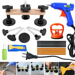 Car Auto Puller Bridge Suction Cup Sucker Stick Body Dent Repair Removal Kit