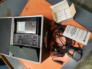 Amprobe Lav21rms True Rms Ac Voltage Current Recorder