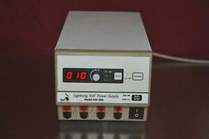 Owl Osp 300 Lightning Volt Electrophoresis Power Supply 10 To 300v