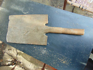 Vintage Old Primitive Wooden Baked Bread Shovel Pizza Spatula Cutting Board
