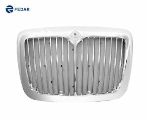 Truck Grille For 2008 Up International Prostar 3551015c91 3551015c92