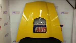 2009 10 11 12 13 C6 Corvette Zr1 Oem Hood Assembly Velocity Yellow 45u