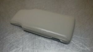Lincoln Town Car Center Console Arm Rest Lid Top Pad Cover Leather 03 11