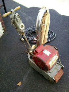 Clarke American 8 Drum Floor Sander Used Local Pick Up Only