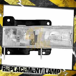 For 2000 Chevrolet Blazer Right Passenger Side Head Lamp Headlight 15602614