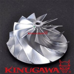 Billet Turbo Compressor Wheel Volvo 850 S70 Td04hl 16t 43 4 56 Mm 11 0