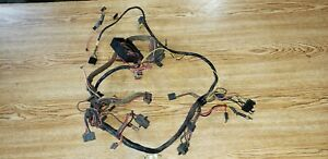 1968 1969 Dodge Gtx Coronet Non Rallye Super Bee Gauge Dash Wiring Under B Body