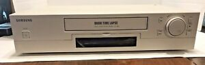 Samsung Ssc 960h Real Time Lapse Recorder Vcr Security Surveillance System Vhs