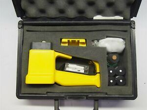 Manning Systems Ec p1 nh3 Portable Gas Detector Model913 894 1185 Ammonia Extras