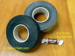Merco 807 Cloth Friction Harness Wrap Electrical Tape 3 4 X 60 50 Rolls