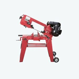 1 Hp 4 In X 6 In Horizontal vertical Metal Cutting Band Saw