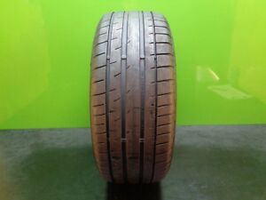 1 Tire Continental Extremecontact 215 45 17 Zr 91w 6 8 32 S Tread 20688