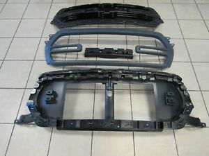 Dodge Ram 1500 Dt Paint Able Grille With Low Gloss Black Inserts New Oem Mopar
