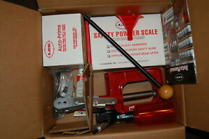 Lee Precision Anniversary Challenger Reloading Kit. With Extras! LOOK! New.