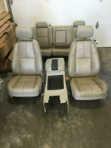 Chevrolet Silverado 1500 Pickup Front Seat Bucket And Bench Seat Opt An3 L