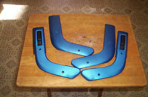 1970 Challenger Cuda Barracuda Front Bucket Seat Hinge Covers Original Mopar