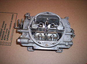Carter Afb 426 Hemi 426 Max Wedge 1964 S S Crossram Carburetor