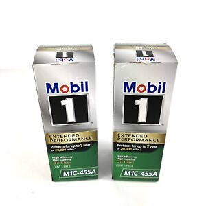 10 Pack Mobil 1 M1c 455a Extended Performance High Efficiency Oil Filter