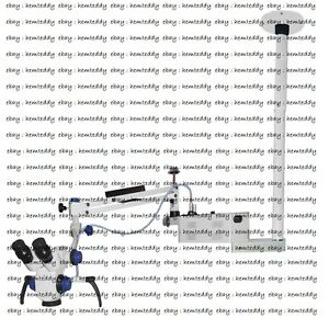 3 Step Ceiling Mount Dental Microscope Free Shipping White
