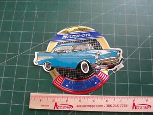 Vintage Snap On Tools Decals 57 Chevy American Classic Collector Series