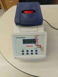 Pcr Thermal Cycler thermo Cycler Tested works 96 well Techne Genius fgen02tp