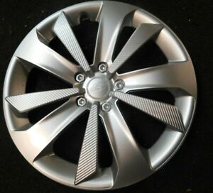 One 2017 2019 Subaru Impreza 60546 16 Hubcap Wheel Cover Oem 28811fl010 New