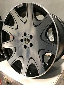 Lenso Opus Wheels 20x10 5 very Rare