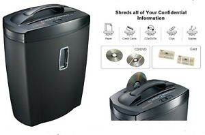Best Staples Paper Shredder Heavy Duty Document Large Cutter Commercial Machine