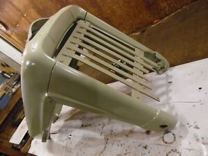 1962 Ford 4000 4 Cylinder Gas Farm Tractor Hood Assembly home Made Grill