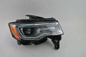 2014 2018 Jeep Grand Cherokee Overland Xenon Hid Headlight Right Rh Side Oem