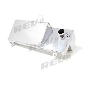 Rev9 Aluminum Coolant Expansion Overflow Tank Ford Mustang 96 04 V8 Only
