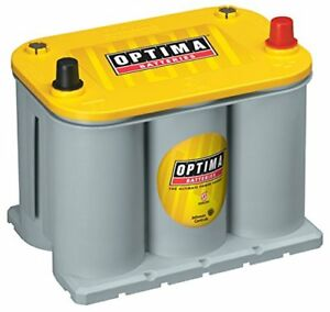Optima Batteries 8040 218 D35 Yellowtop Dual Purpose Battery 12 volt 620 Amps